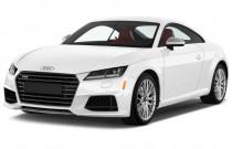 2018 Audi TTS 2.0 TFSI Angular Front Exterior View