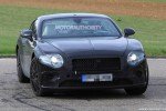 2018 Bentley Continental GT spy shots and video