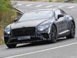 2018 Bentley Continental GT spy shots - Image via S. Baldauf/SB-Medien