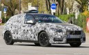 2018 BMW 1-Series Hatchback spy shots - Image via S. Baldauf/SB-Medien