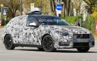 2018 BMW 1-Series Hatchback spy shots