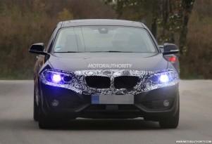 2018 BMW 2-Series facelift spy shots - Image via S. Baldauf/SB-Medien