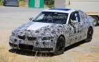2018 BMW 3-Series spy shots