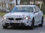 2018 BMW 3-Series spy shots - Image via S. Baldauf/SB-Medien