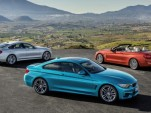 2018 BMW 4-Series, 4-Series Gran Coupe and 4-Series Convertible