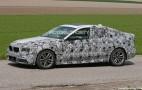 2018 BMW 5-Series GT spy shots