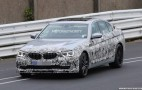 2018 BMW Alpina B5 spy shots