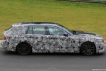 2018 BMW Alpina Touring B5 spy shots