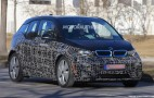 2018 BMW i3 spy shots