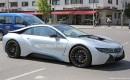 2018 BMW i8 facelift spy shots - Image via S. Baldauf/SB-Medien
