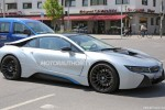 2018 BMW i8 spy shots