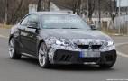 2018 BMW M2 spy shots