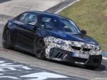 2018 BMW M2 facelift spy shots - Image via S. Baldauf/SB-Medien