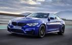 454-horsepower BMW M4 CS debuts at 2017 Shanghai auto show