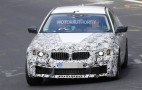 2018 BMW M5 spy video