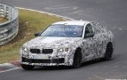 2018 BMW M5 spy shots