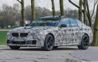 Report: New BMW M5 will let drivers switch between rear- and all-wheel-drive modes