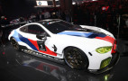 BMW M8 GTE racecar debuts in Frankfurt, ready to battle at Le Mans