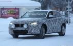 2018 BMW X2 spy shots