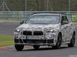 2018 BMW X2 spy shots - Image via S. Baldauf/SB-Medien