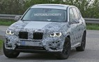 2018 BMW X3 spy shots and video
