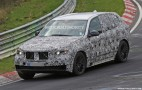 2018 BMW X5 spy shots