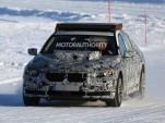 2019 BMW X7 test mule spy shots - Image via S. Baldauf/SB-Medien