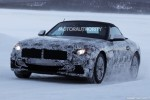 2018 BMW Z5 spy shots