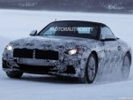 2018 BMW Z5 spy shots - Image via S. Baldauf/SB-Medien