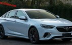 Chinese-spec Buick Regal GS images leak