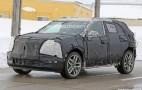 2019 Cadillac XT3 spy shots