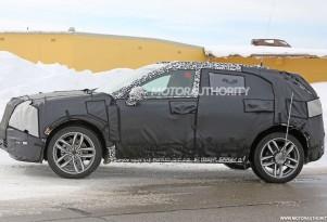 2019 Cadillac XT3 spy shots - Image via S. Baldauf/SB-Medien