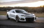Rick Hendrick paid $250,000 for the first 2018 Chevrolet Camaro ZL1 1LE