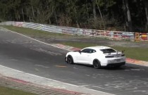 2018 Chevrolet Camaro ZL1 1LE attempts lap record