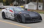 2018 Chevrolet Corvette ZR1 spy shots and video