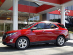2018 Chevrolet Equinox Diesel (very brief) first drive