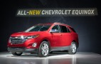 2018 Chevrolet Equinox offers trio of turbo engines, including diesel