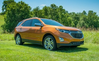 2018 Chevrolet Equinox 2.0T first drive: More power, more gears