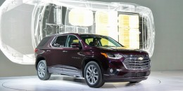 2018 Chevrolet Traverse video preview