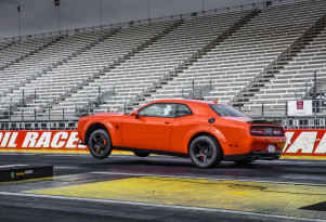 2018 Dodge Challenger SRT Demon First Drive
