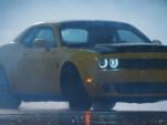 Pennzoil Dodge Challenger Demon video