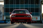 How fast is the Dodge Demon on pump gas, in Eco mode?