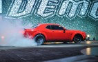 2018 Dodge Demon delivers 840 horsepower, does 0-60 in 2.3 seconds