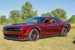 2018 Dodge Challenger SRT Hellcat gets Demon's wide-body look