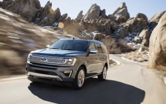 2018 Ford Expedition will start at $52,890; up $4,570 from last year