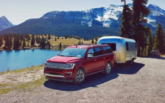 Most capable full-size SUV for towing? The 2018 Ford Expedition, again