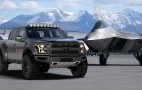 F-22-inspired F-150 Raptor is the latest special Ford built for EAA AirVenture