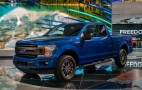 2018 Ford F-150 adopts Super Duty looks, 10-speed automatics