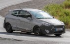 2018 Ford Fiesta 3-door spy shots