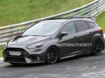 2018 Ford Focus RS500 spy shots - Image via S. Baldauf/SB-Medien
